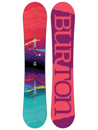 Snowboard Burton Feelgood Wmn (multi)