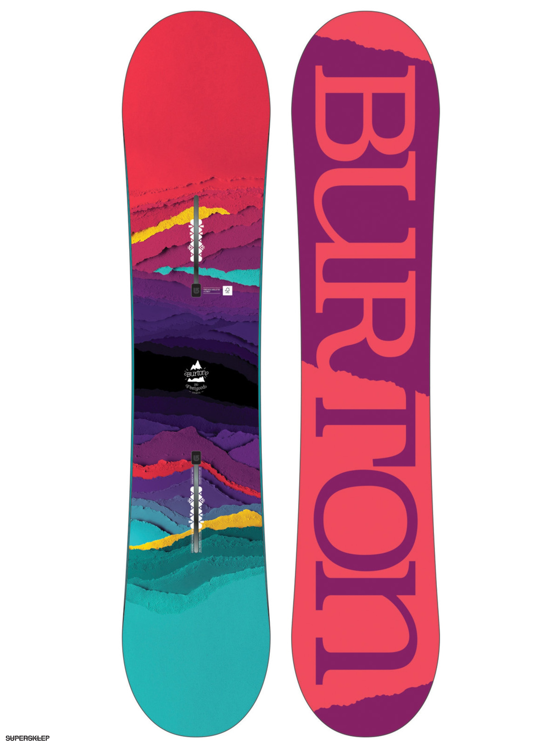 Snowboard Burton Feelgood Smalls