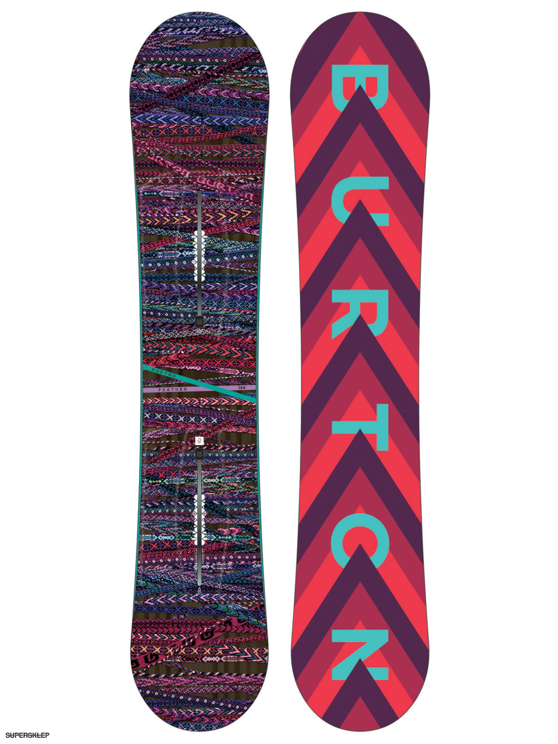 Snowboard Burton Feather Wmn