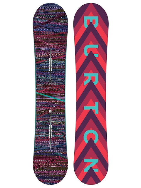 Snowboard Burton Feather Wmn (multi)