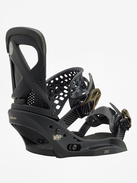 Snowboardové viazanie Burton Lexa Est Wmn (proper black)