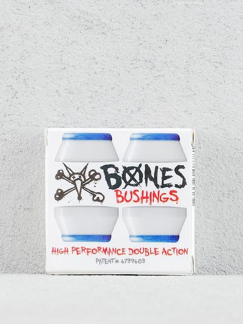 Gumičky Bones Hardcore Bushings Soft (white/blue)