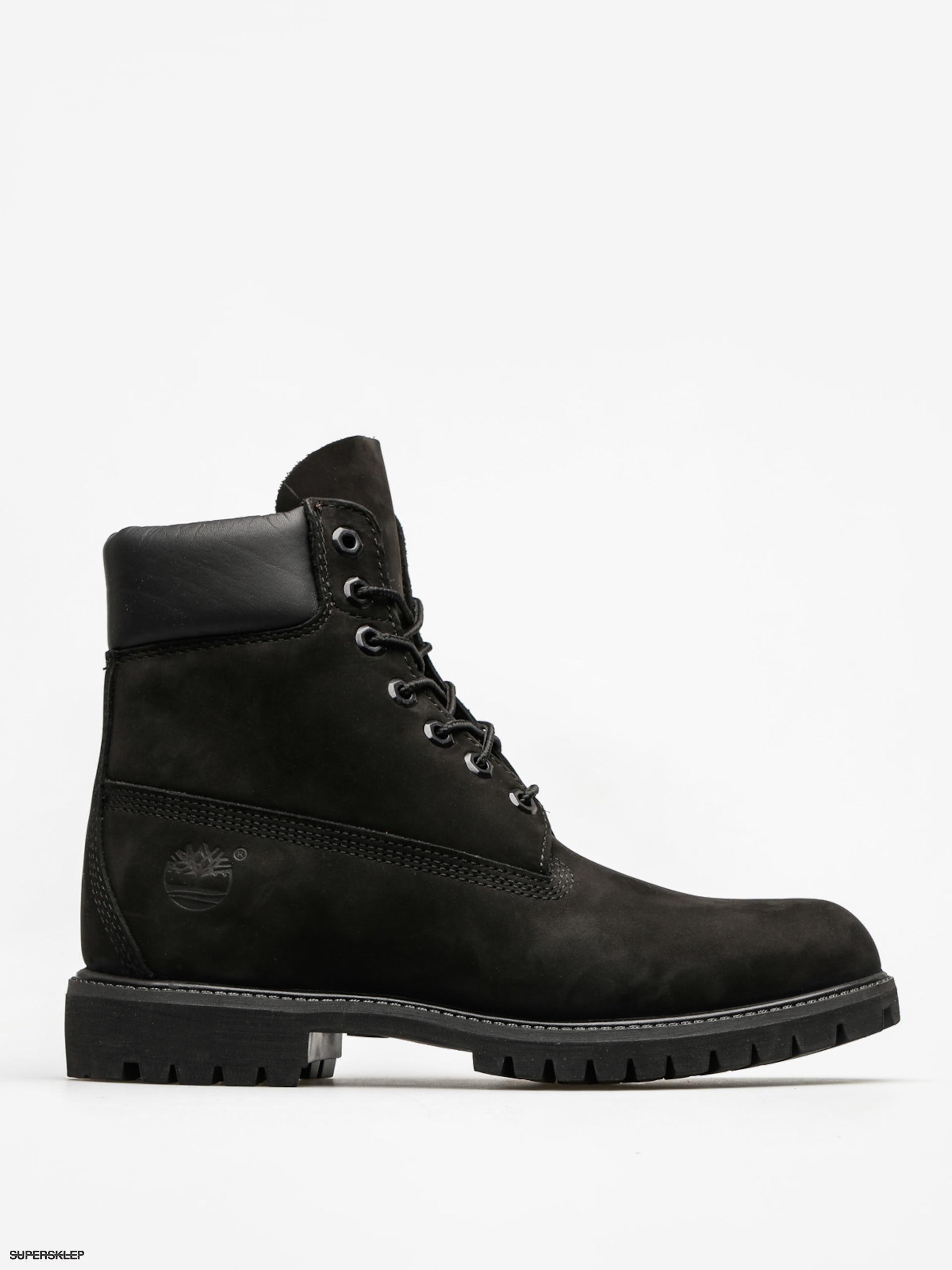 79d261dba Zimné topánky Timberland 6 In Premium (black/black)