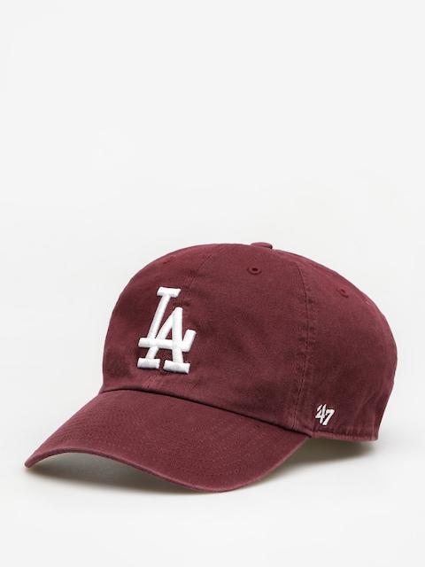 Šiltovka 47 Brand Los Angeles Dodgers ZD (dark maroon)