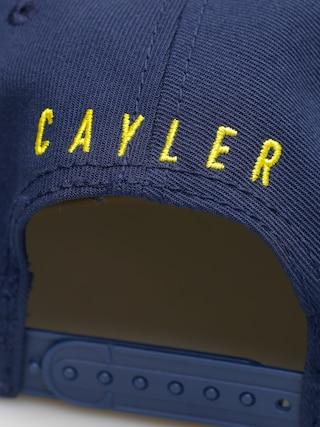Šiltovka Cayler & Sons Brooklyn ATHL ZD (navy)