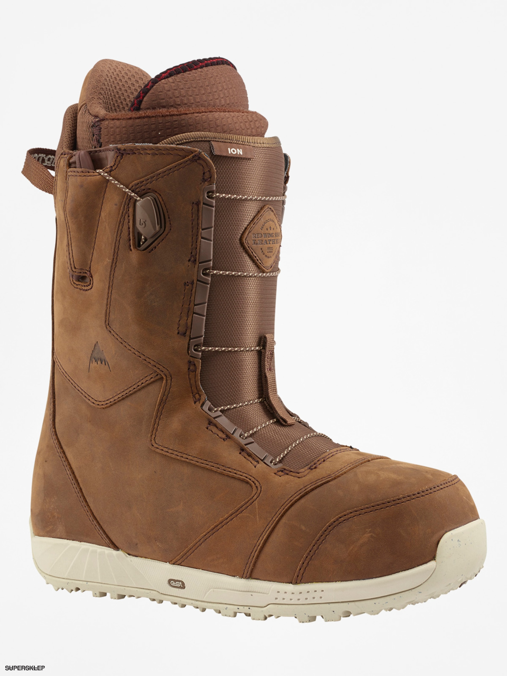 Obuv na snowboard Burton Ion Leather