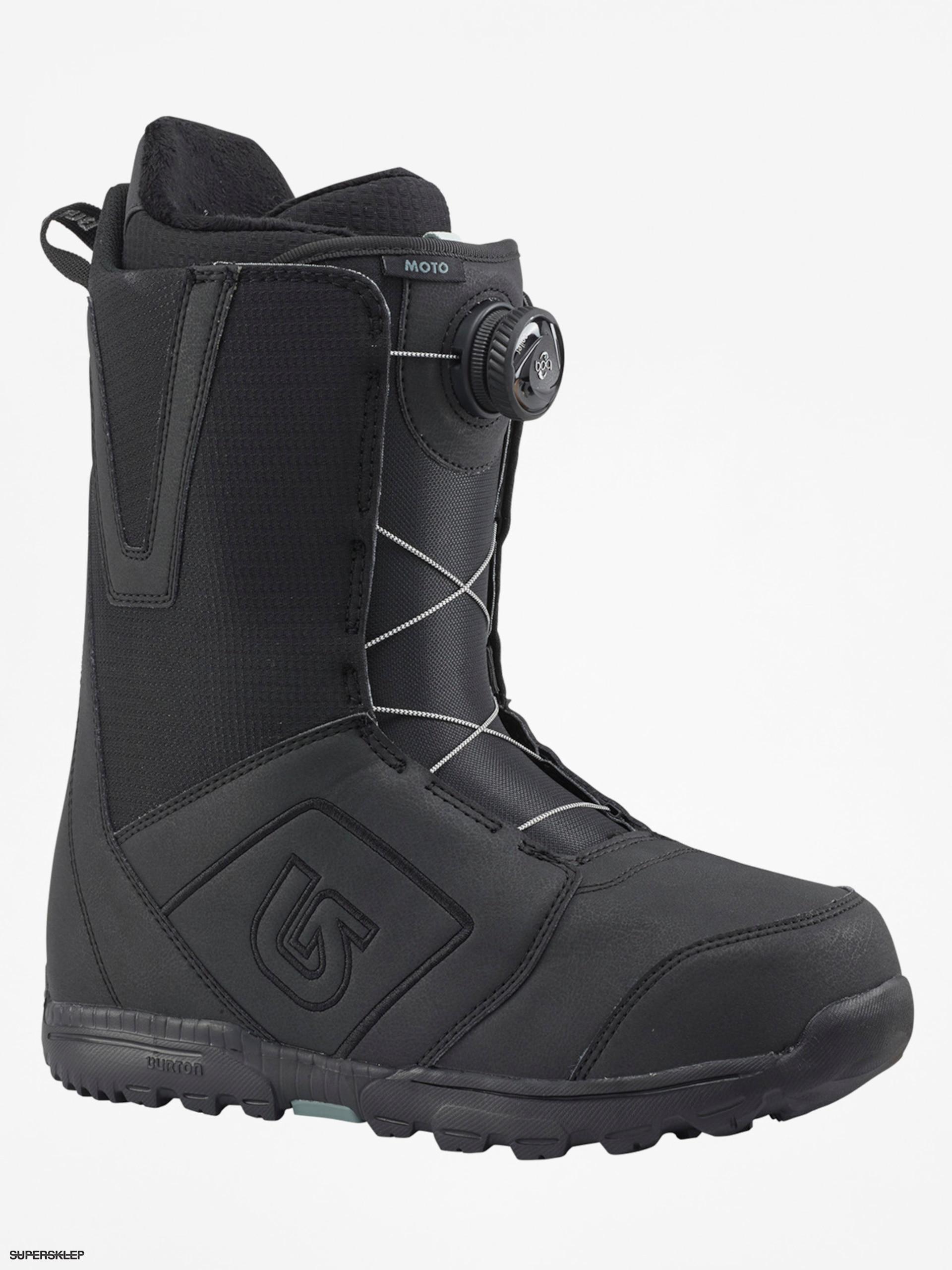 b2de235040f0 Obuv na snowboard Burton Moto Boa (black)