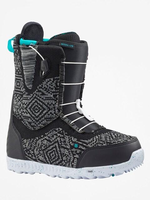 Obuv na snowboard Burton Ritual Ltd Wmn (black/multi)