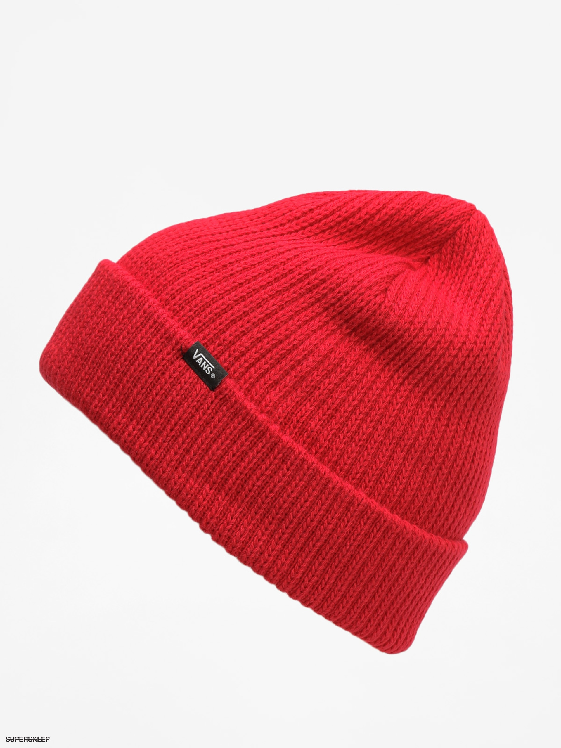 Čiapka Vans Core Basics Beanie (chili/pepper)