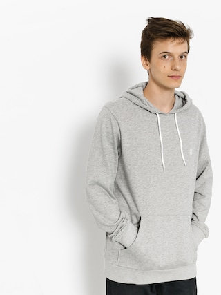 Mikina s kapucňou Element Cornell HD (grey heather)