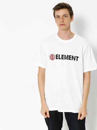 Tričko Element Blazin (optic white)