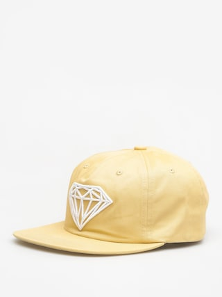 Šiltovka Diamond Supply Co. Brilliant Snapback ZD (khaki)