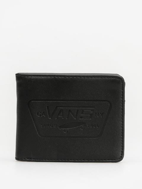 Vans Peňaženka Full Patch Bifold (black)