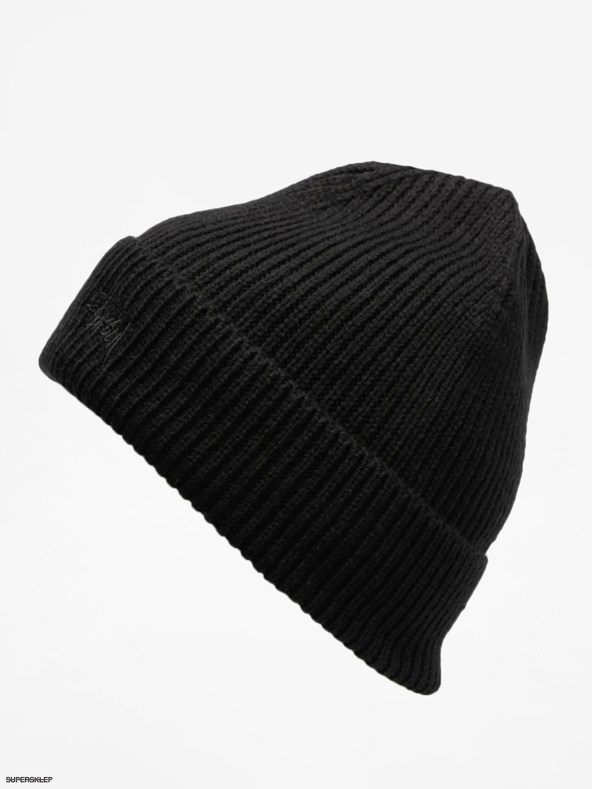0cd1b0a3a Čiapka Stussy Tonal Basic Cuff Beanie (black)