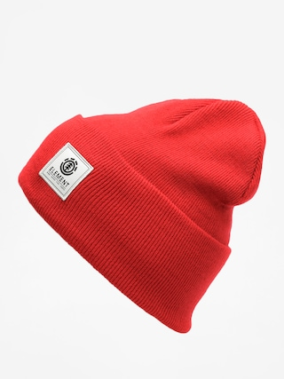 Čiapka Element Dusk Beanie (fire red)