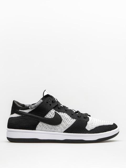 Topánky Nike Dunk Flyknit (white/black wolf grey)