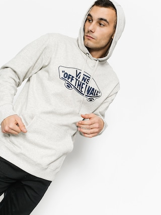Mikina s kapucňou Vans Otw Pullover Fleece HD (oatmeal/heather)
