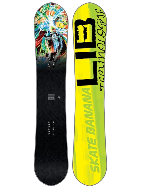 Snowboard Lib Tech Sk8 Banana Btx (paril)