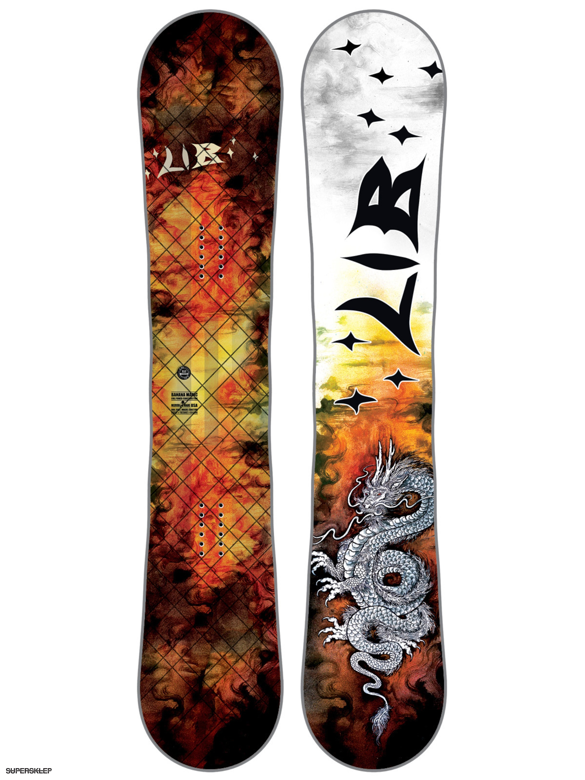 Snowboard Lib Tech Banana Magic Fp C2