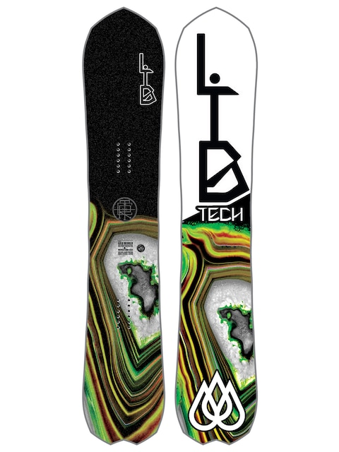 Snowboard Lib Tech T Rice Gold Member Fp C2X (white)