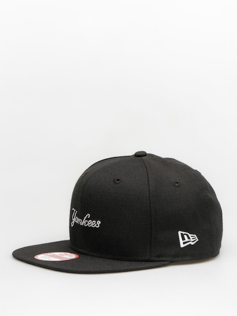 Šiltovka New Era Wool Mlb Wordmark ZD (black)