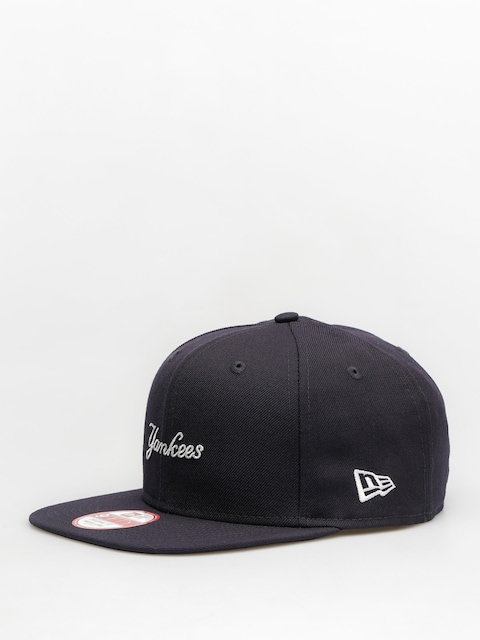 Šiltovka New Era Wool Mlb Wordmark ZD (navy)