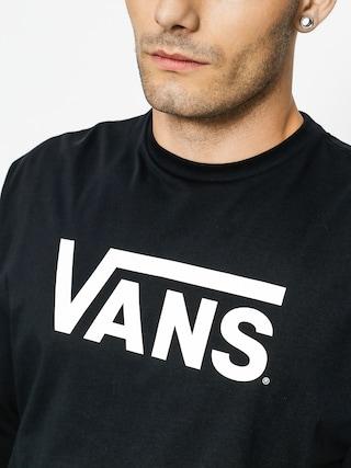 Triko Vans Classic (black / white)