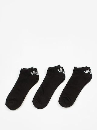 Ponožky Vans Classic Low (black)