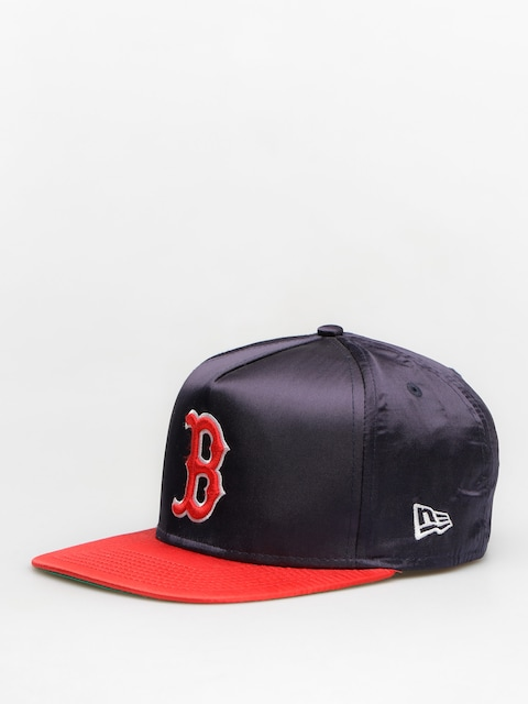 Šiltovka New Era Mlb Team Satin Bosr ZD (navy/red)