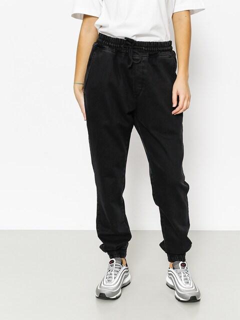 Diamante Wear Nohavice Rm Jogger Jeans (black)