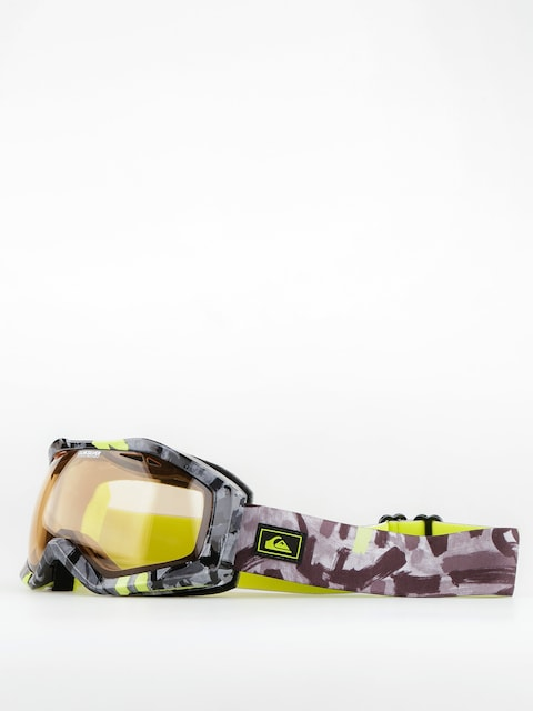 Okuliare na snowboard Quiksilver Fenom Art (arkaid black&white)