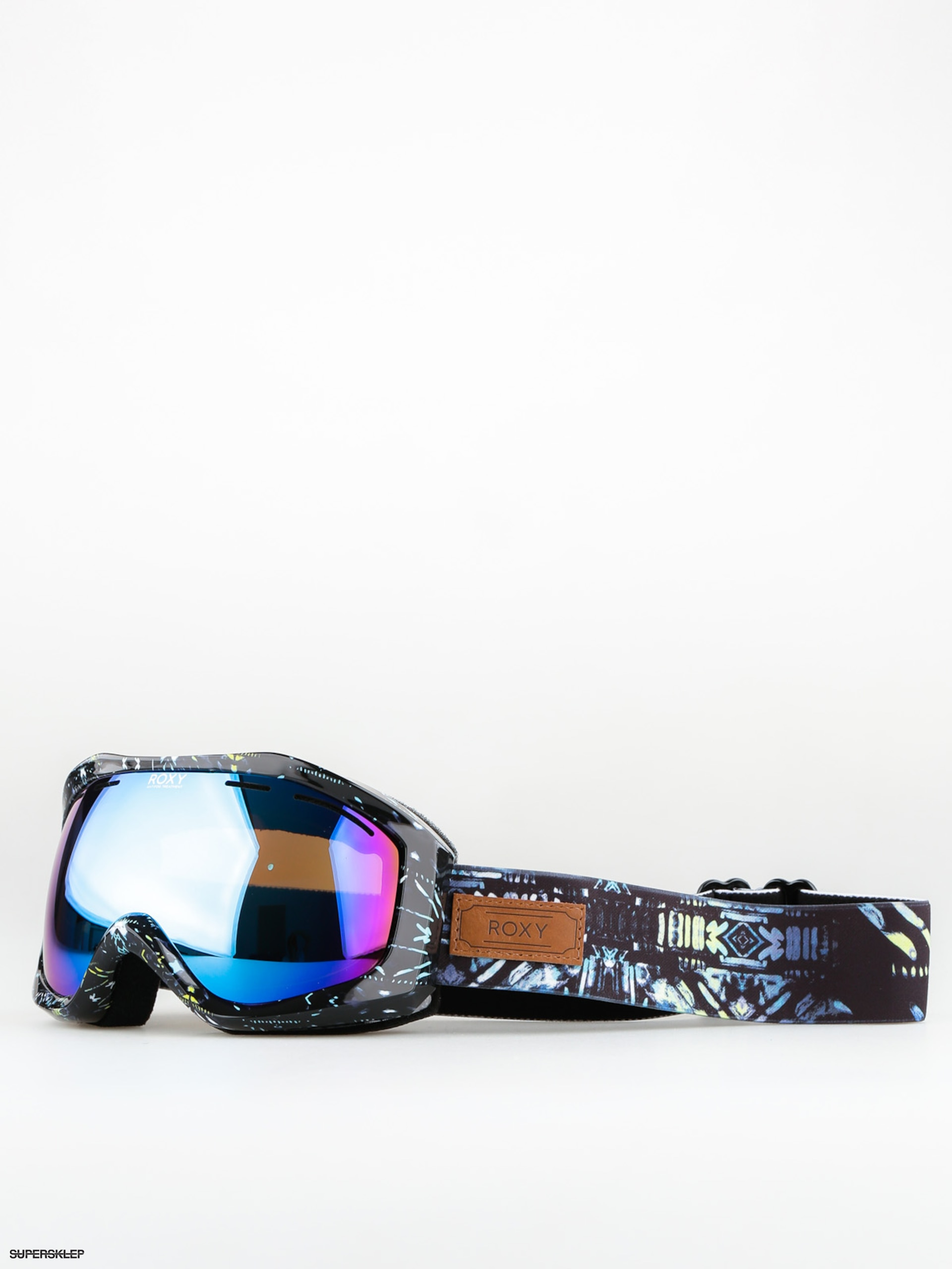 5366a06aa Okuliare na snowboard Roxy Sunset Art Seri Wmn (haveli ikat)