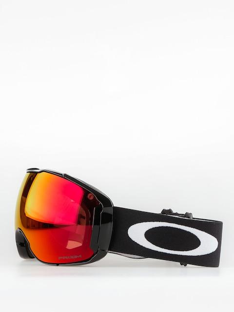 Okuliare na snowboard Oakley Airbrake XL (jet black/prizm torch iridium & prizm sapphire iridium)