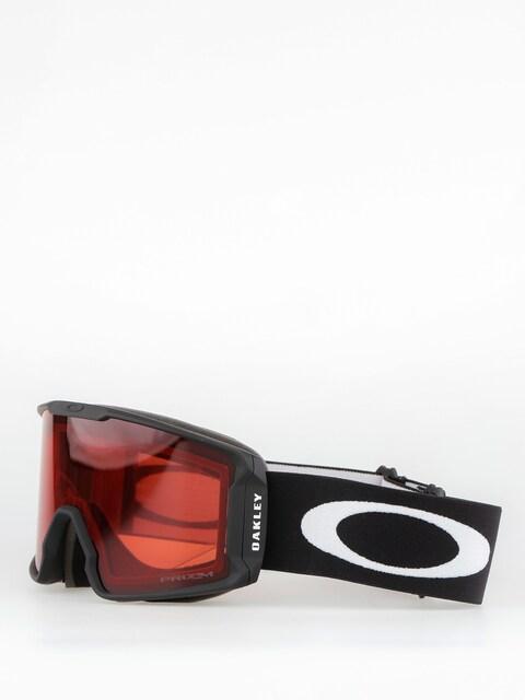 Okuliare na snowboard Oakley Line Miner (matte black/prizm rose)
