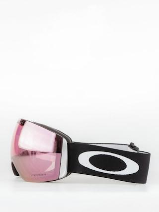Okuliare na snowboard Oakley Flight Deck L (matte black/prizm hi pink iridium)