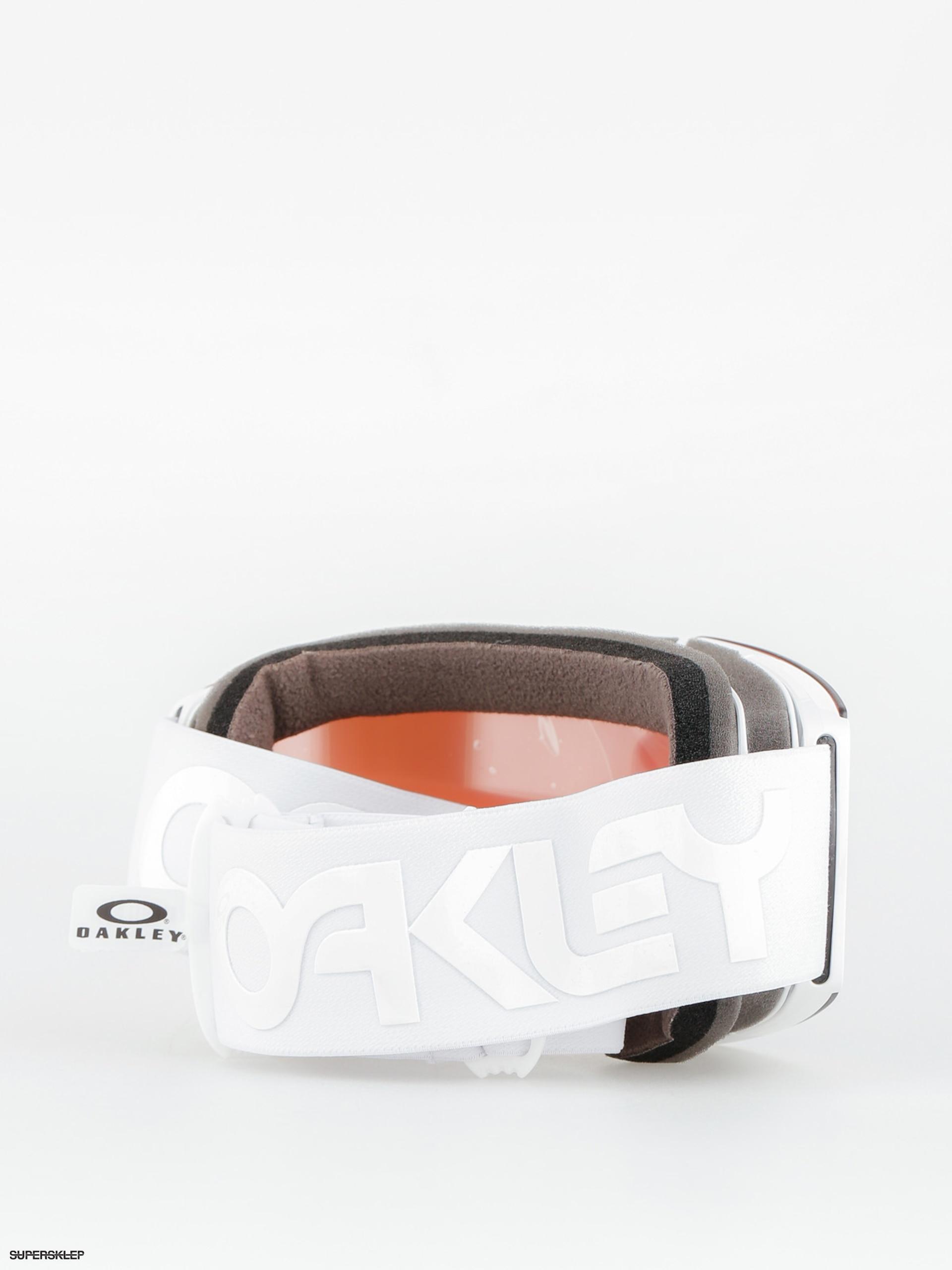 Okuliare na snowboard Oakley Fall Line (factory pilot whiteout prizm snow  sapphire iridium) 045e012ea26