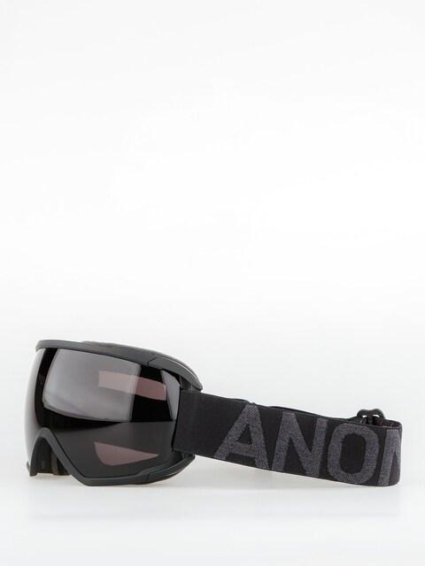 Okuliare na snowboard Anon Circuit (smoke/dark smoke)