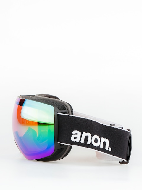 Okuliare na snowboard Anon Mig (black/sonargreen)