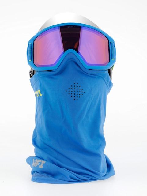Okuliare na snowboard Anon Relapse Jr Mfi (blue/blue amber)