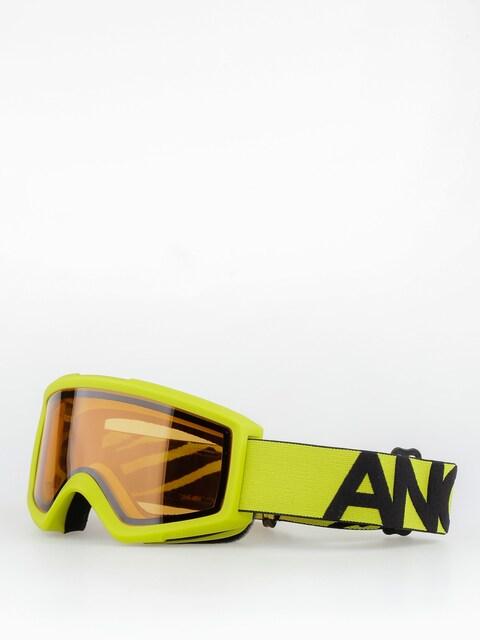Okuliare na snowboard Anon Helix 2.0 Non Mir (yellow/amber)