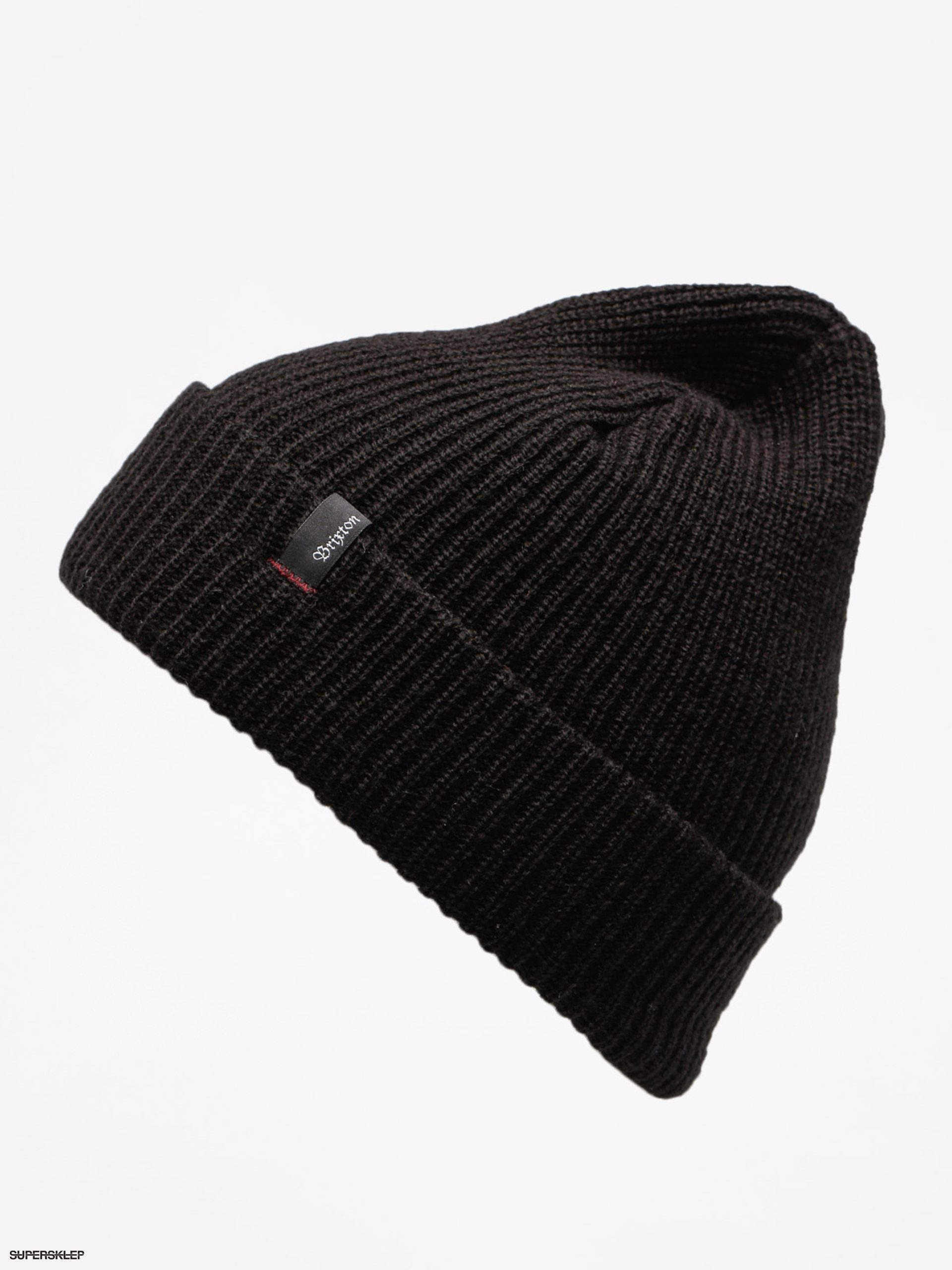 f5e599def Čiapka Brixton Heist Beanie (black)