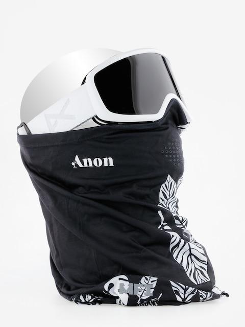 Okuliare na snowboard Anon Deringer Mfi Wmn (whiteout/dark smoke)