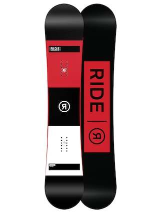 Snowboard Ride Agenda (black/red)