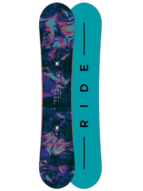 Snowboard Ride Rapture Wmn (teal/black)