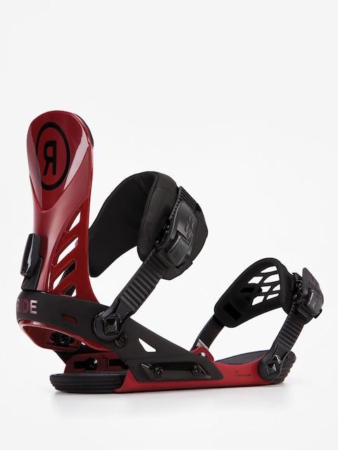 Snowboardové viazanie Ride Ex (crimson)