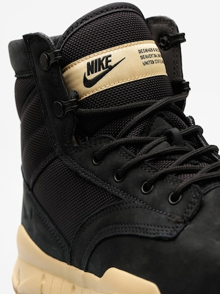 Nike Topánky Sfb 6 Nsw Leather (black/black mushroom gum med brown)