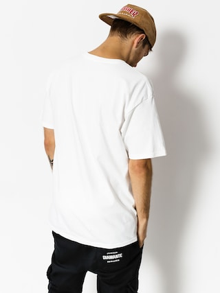 Diamond Supply Co. Tričko Dealers (white)