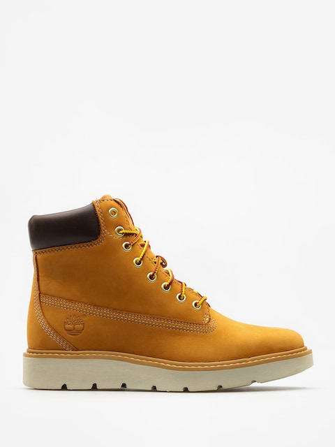 Topánky Timberland Kenniston 6 In Lace Up Wmn (wheat nubuck)
