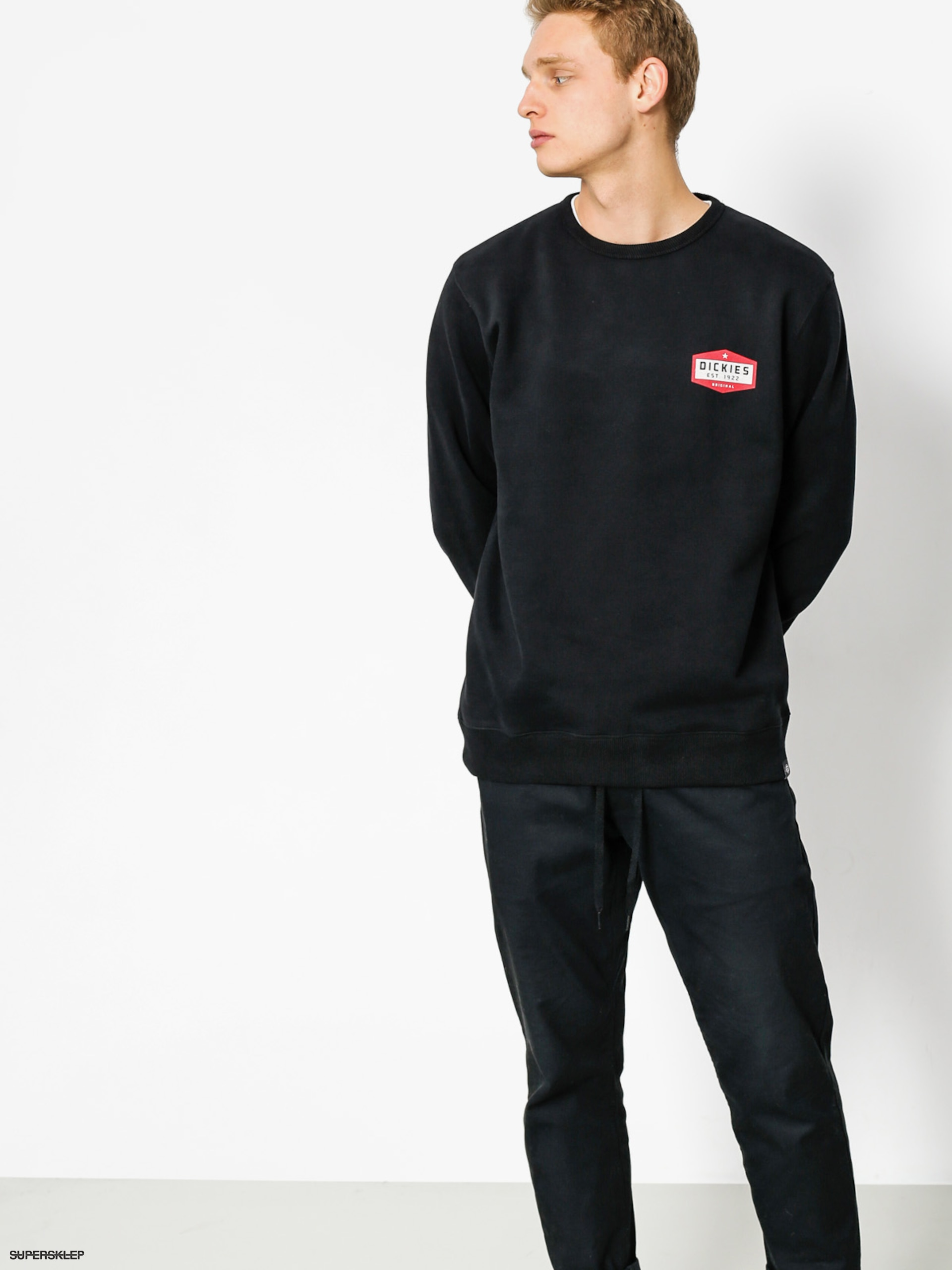 Mikina Dickies Harborcreek (black)
