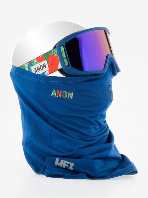 Okuliare na snowboard Anon Relapse Mfi (mpi blu/blue cobalt)